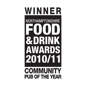 Northamptonshire Community Pub Of The Year 2010/11