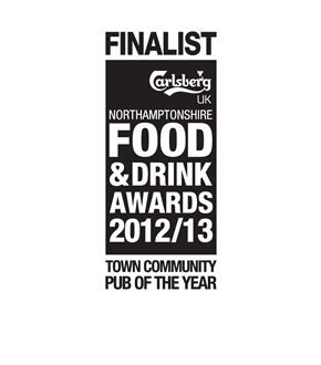 Northamptonshire Community Pub Of The Year 2012/13