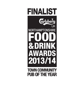 Northamptonshire Community Pub Of The Year 2013/14